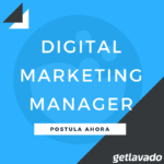 Estamos buscando Digital Marketing Manager