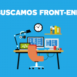 Buscamos Front-End